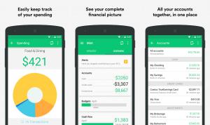 Mint Fintech App